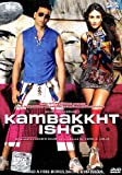 Oh This Damned Romance.A Romantic and Comedy Hindi Film Shot in Los Angeles (DVD with English Subtitles) (Kambakkht Ishq)