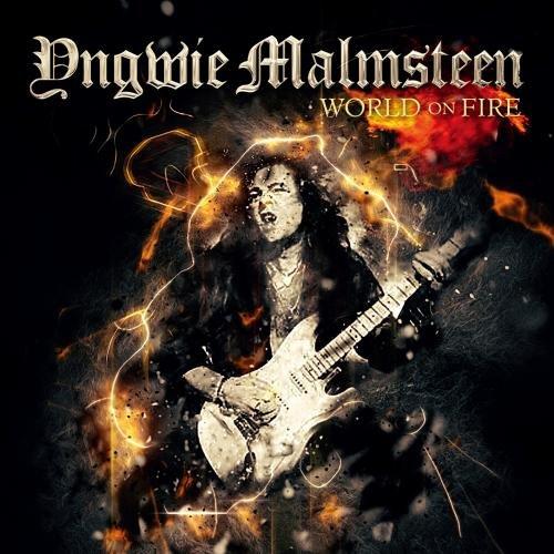 World On Fire [SHM-CD]