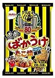 栗山米菓 阪神タイガースばかうけ(たこ焼風味) 18枚×12袋