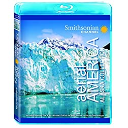 Smithsonian Channel: Aerial America: Alaska [Blu-ray]
