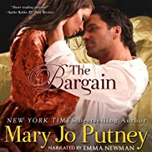 The Bargain Audiobook by Mary Jo Putney Narrated by Emma Newman