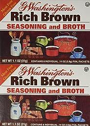 George Washington Broth Ssnng Brown Gf 1.1 Oz