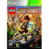 Lego Indiana Jones 2: The Adventure Continues - Xbox 360 ~ LucasArts