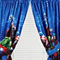 marvel avengers assemble window panels curtains drapes