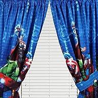 Marvel Avengers Assemble Window Panel…