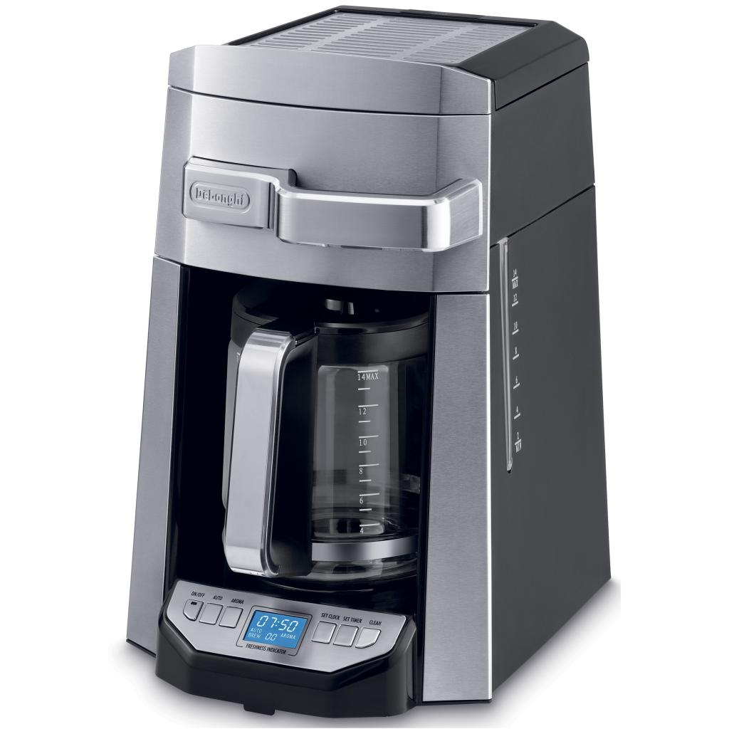 Delonghi Coffee Maker Dc514t : Amazon.com: DeLonghi DC514T 14-Cup Programmable Drip Coffeemaker: Kitchen & Dining