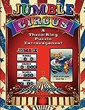 Jumble® Circus: A Three-Ring Puzzle Extravaganza! (Jumbles®)