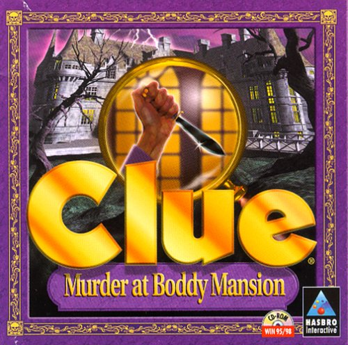 Clue Video Games