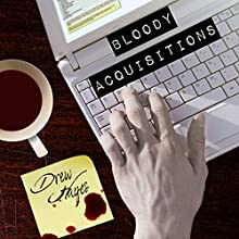 Bloody Acquisitions: Fred, the Vampire Accountant, Book 3 Audiobook by Drew Hayes Narrated by Kirby Heyborne