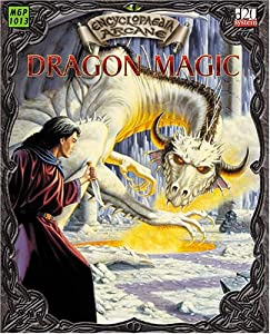 Encyclopaedia Arcane: Dragon Magic - Power Incarnate by Alejandro Melchor, Patricio Soler and Larry Elmore