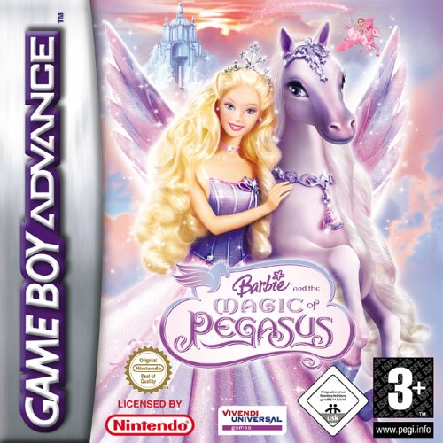 Barbie and the Magic of Pegasus (GBA)