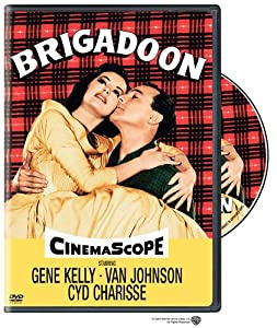 "Cover of ""Brigadoon"""
