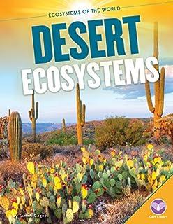 Book Cover: Desert ecosystems
