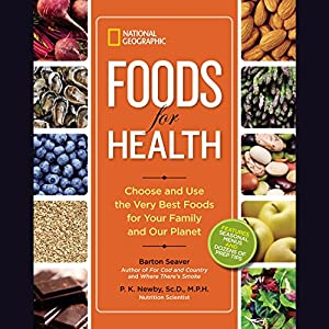 National Geographic Foods for Health Audiobook