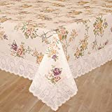 Bianca Anti Skid PVC 2 Seater Table Cloth - Multicolour