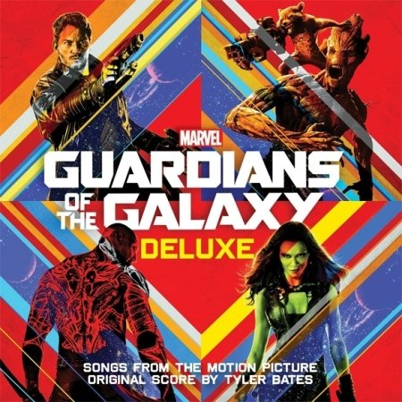 Guardians Of The Galaxy - O.S.T. (Deluxe) <2 For 1>