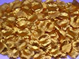 Wholesale Lot 2000 PCS Gold Silk Rose Petals Wedding Flower Decoration Wf-015