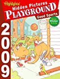 Good Sports [With Stickers] (Hidden Pictures Playground)