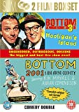 Bottom: Live 3 - Hooligan's Island/2001 - An Arse Oddity [DVD]