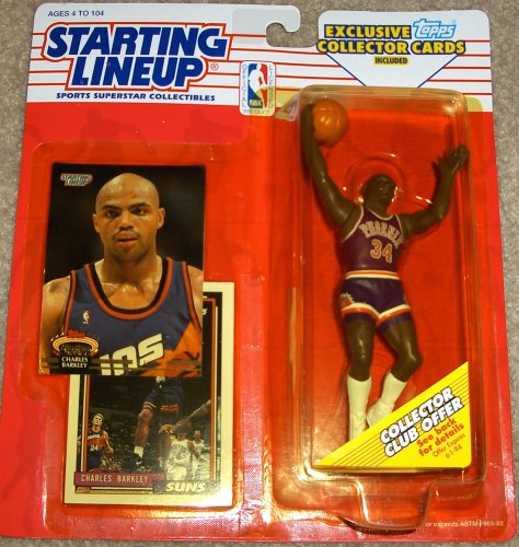 Charles Barkley 1993 Starting Lineup - 1