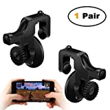Vakili Mobile Phone Game Controller, for Rules of Survival PUBG Mobile Game Controller 1 Pair Phone Game Controller Mobile Game Trigger for Android&iPhone