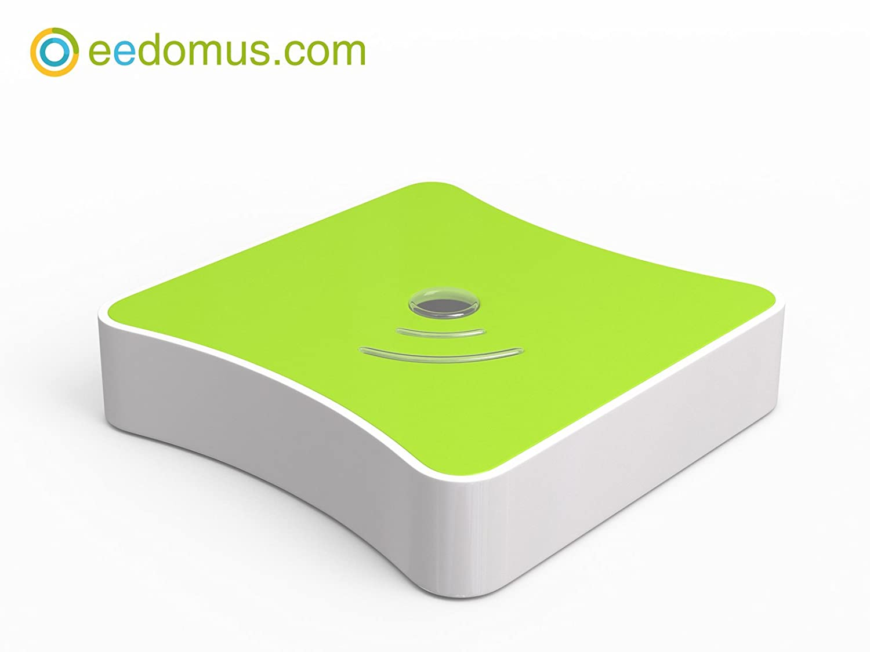 eedomus connectedobject box domotique mise à jour