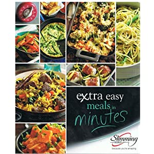 extra easy meals in minutes my slimming world journey