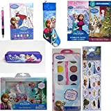 Disney Frozen Deluxe Stocking with Stuffers Gift Set