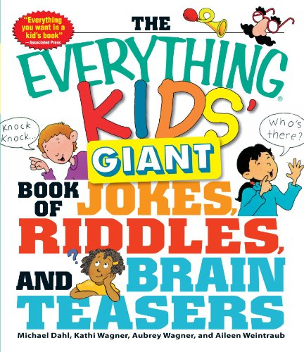 The Everything Kids' Giant Book of Jokes, Riddles, and Brain Teasers (Kid Jokes compare prices)