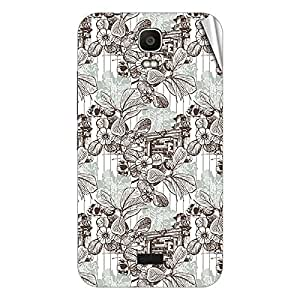 Garmor Designer Mobile Skin Sticker For Huawei Y516 - Mobile Sticker
