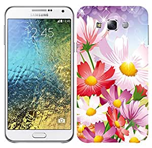 WOW Printed Designer Mobile Case Back Cover For Samsung Galaxy E7