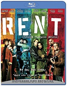 Rent [Blu-ray] (Bilingual)