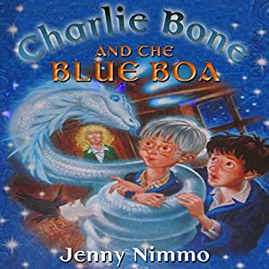 Charlie Bone and the Blue Boa Audiobook