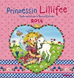 Prinzessin Lillifee 2014. Postkartenkalender