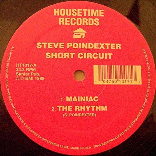 Steve Poindexter-Short Circuit-(HT1017)-READNFO-REMASTERED-VINYL-FLAC-2015-dL Download