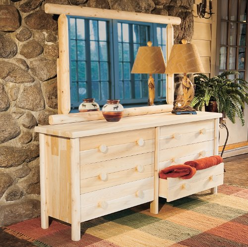 Natural Pine Dresser front-802513