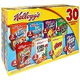 Kellogg's Jumbo Assortment Pack, 32.73-Ounce Box