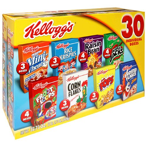 Top 5 Best cereal kelloggs for sale 2016 : Product : BOOMSbeat