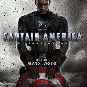 NEW Captain America - Soundtrack (CD)
