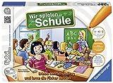 Ravensburger tiptoi 00733 - Wir spielen Schule, Experimentierspielzeug, bunt hergestellt von Ravensburger Spieleverlag