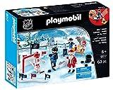 Playmobil 9017 NHL Advent Calendar Rivalry on The Pond Playset