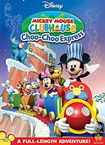 Mickey Mouse Clubhouse Choo-choo Express by Walt Disney Studios Home Entertainment