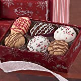 The Swiss Colony Holiday Cookie Sampler