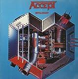Accept Metal heart (1985) [VINYL]