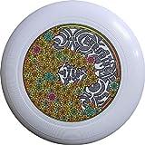 Eurodisc 175g 4.0 ORGANIC Ultimate Frisbee Competition Disc Fotoprint GAIA