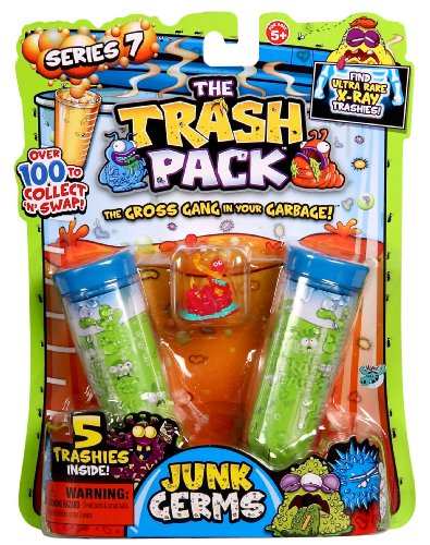 Trash Pack S7 Action Figure (5-Pack) - 1