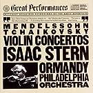 Stern:Violin Concertos