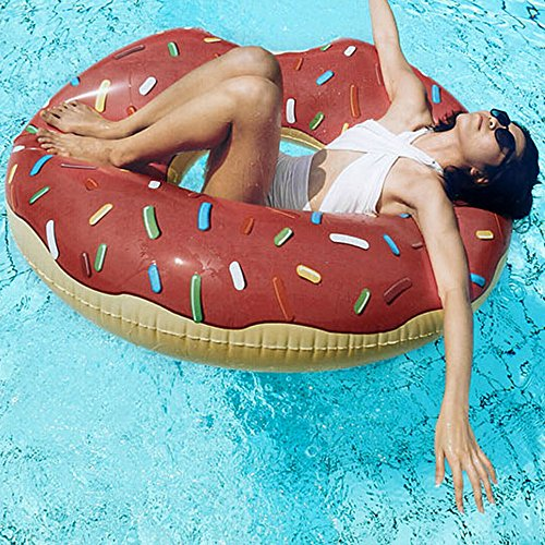 donut-pool-float-two-colors-red-chololate-swimming-ring-baby-kids-adults-pool-beach-swimming-floatwa