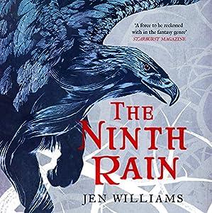 The Ninth Rain: The Winnowing Flame Trilogy, Book 1 Hörbuch von Jen Williams Gesprochen von: Jot Davies