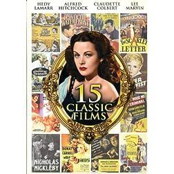15 Classic Films (Gift Box)